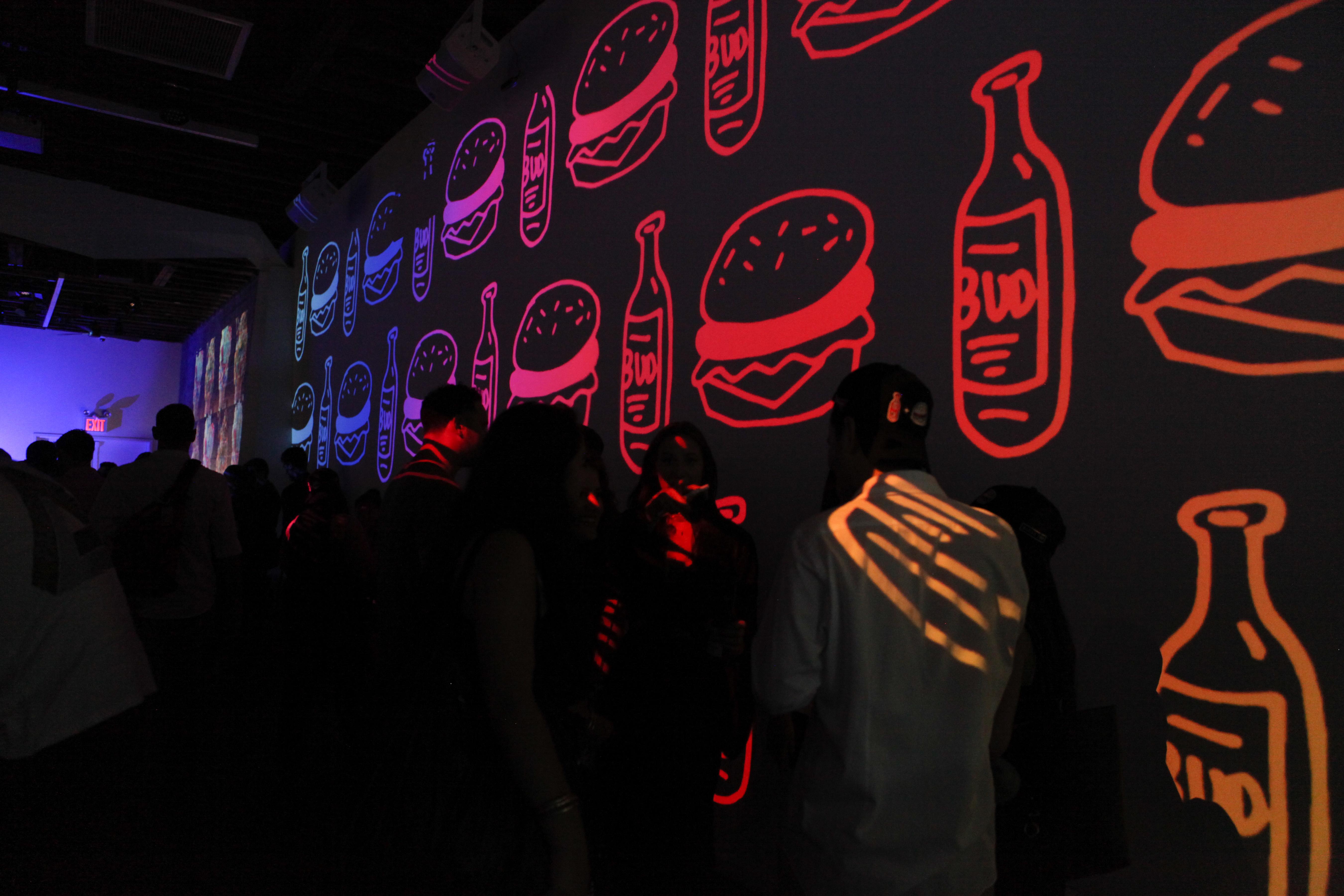 Budweiser + Black Tap Present Bud + Burgers: Opening Reception