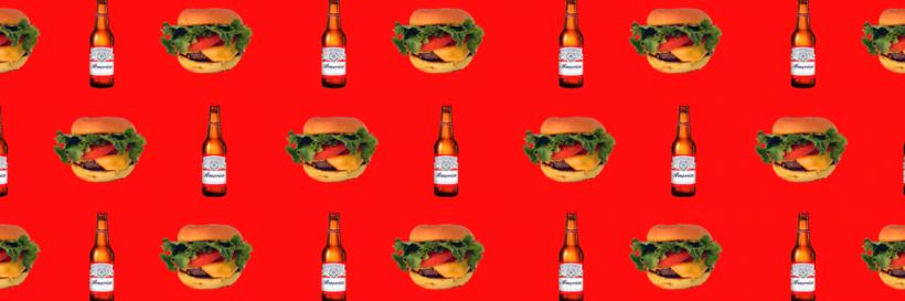 Budweiser 'Bud + Burgers'